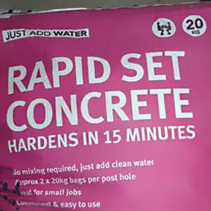 Rapid-Set-Concrete